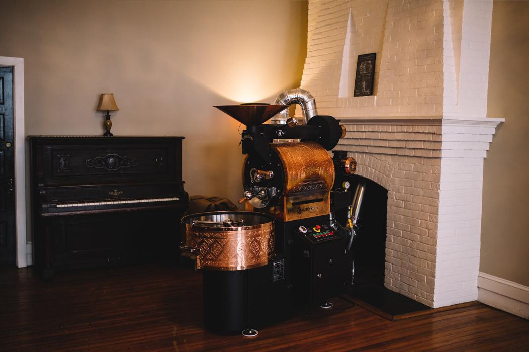 Cordial Coffee Co Roaster, Berryville, Va