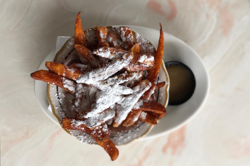 Sweet Nolas | Sweet Potato Fries | Winchester, Va | Eat Local