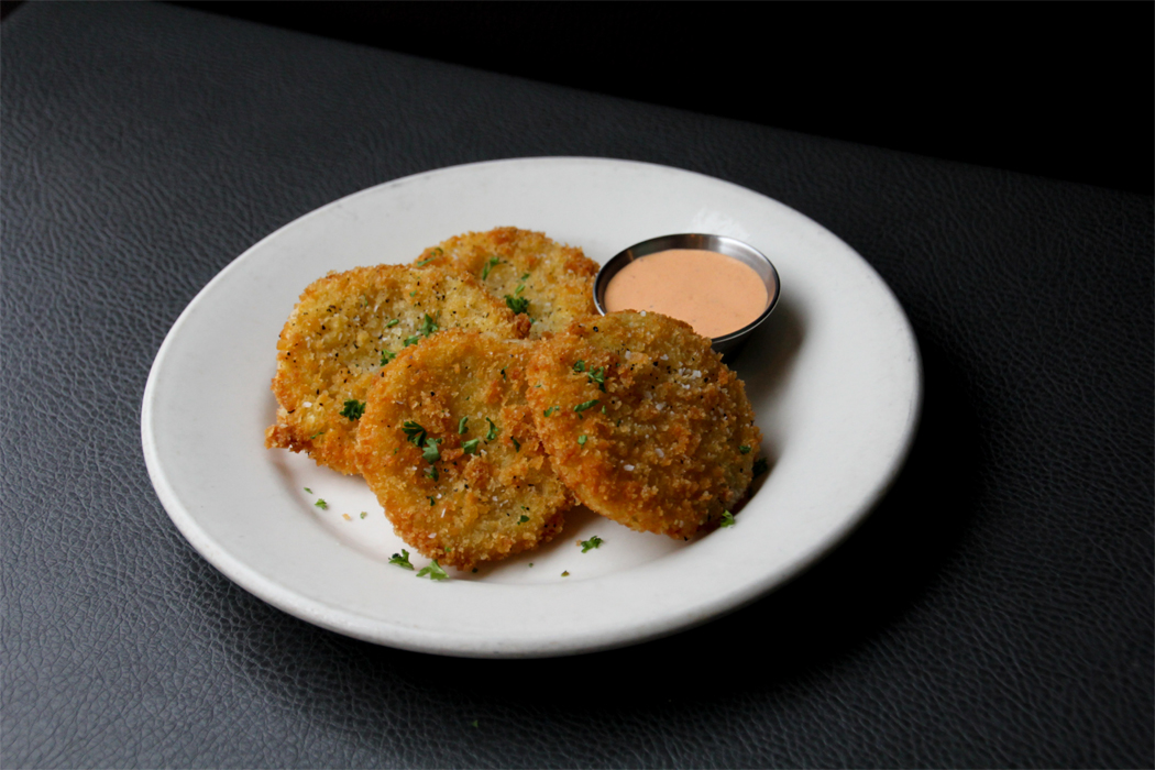 Water Street Kitchen, Winchester, Va | Fried Green Tomatoes