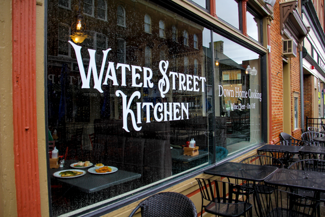 Water Street Kitchen, Winchester, Va